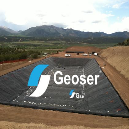 3.00 mm GEOSER / LLDPE